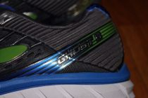 Brooks Ghost 9 outside heel