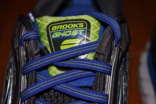 Brooks Ghost 9 tongue