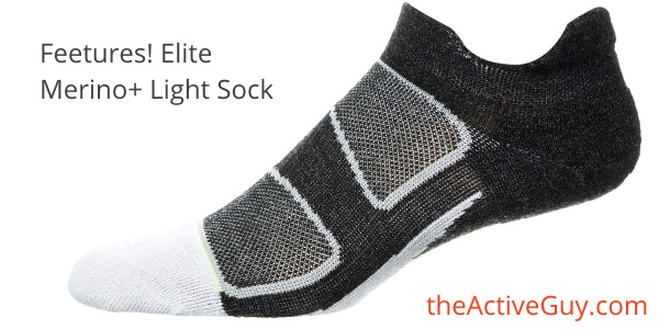 Feetures! Elite Merino+ Light Sock