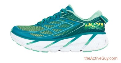 Hoka One One Clifton 3 Green
