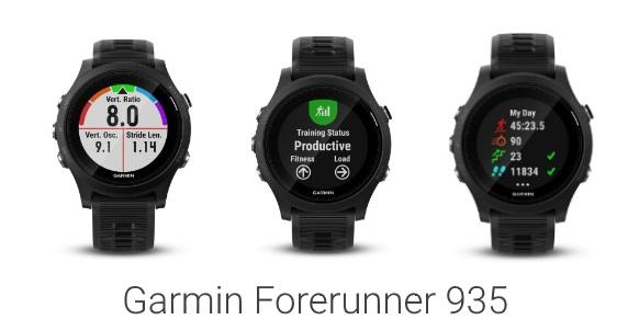 garmin forerunner 935 multisport gps watch the active guy. Black Bedroom Furniture Sets. Home Design Ideas