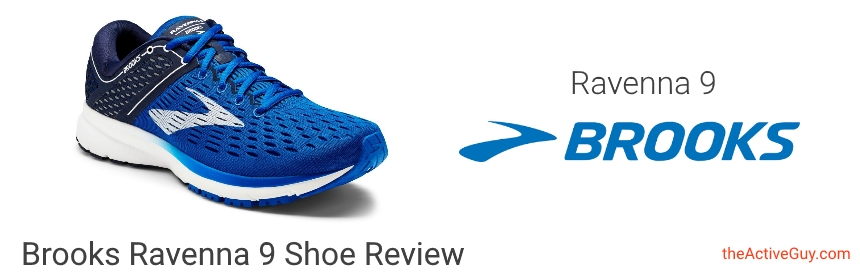 ae514aeec8e Brooks Ravenna 9 Shoe Review