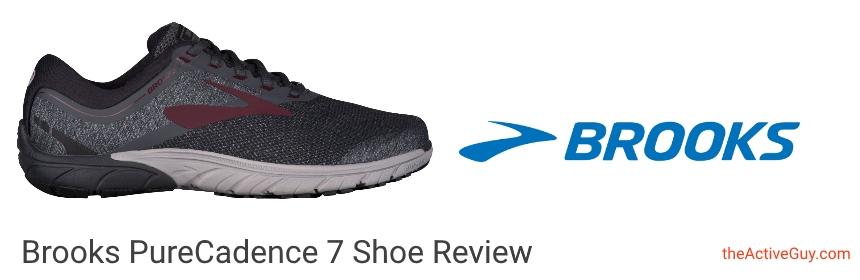 f02ae2d9100 Brooks PureCadence 7 Shoe Review
