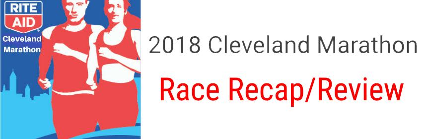 2018 Cleveland Marathon Featured Image