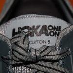 Hoka One One Clifton 5 Knit Shoe