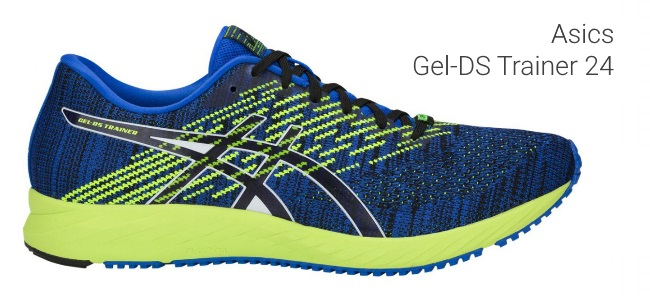 grande vente d28db 81ad9 Asics Gel-DS Trainer 24 Shoe Review | The Active Guy
