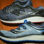 Saucony Hurricane ISO 5 and ISO 5
