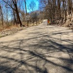 Akron Towpath Detour Hill