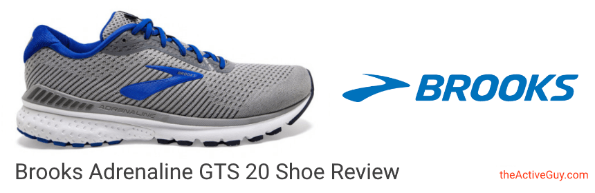 Brooks Adrenaline GTS 20 Shoe