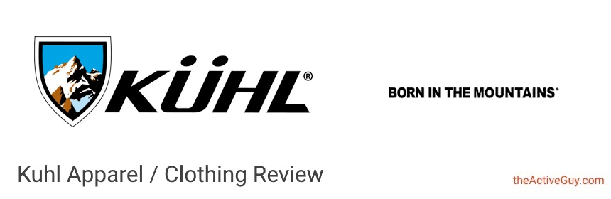Kuhl Pants, Shirts, and Clothing Review | The Active Guy