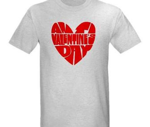 Show Your Love W Valentines Day T Shirts