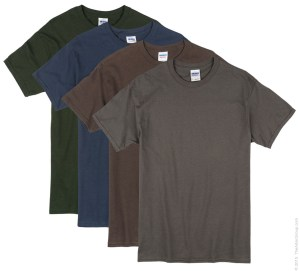 Dark Color Adult T-Shirts | The Adair Group