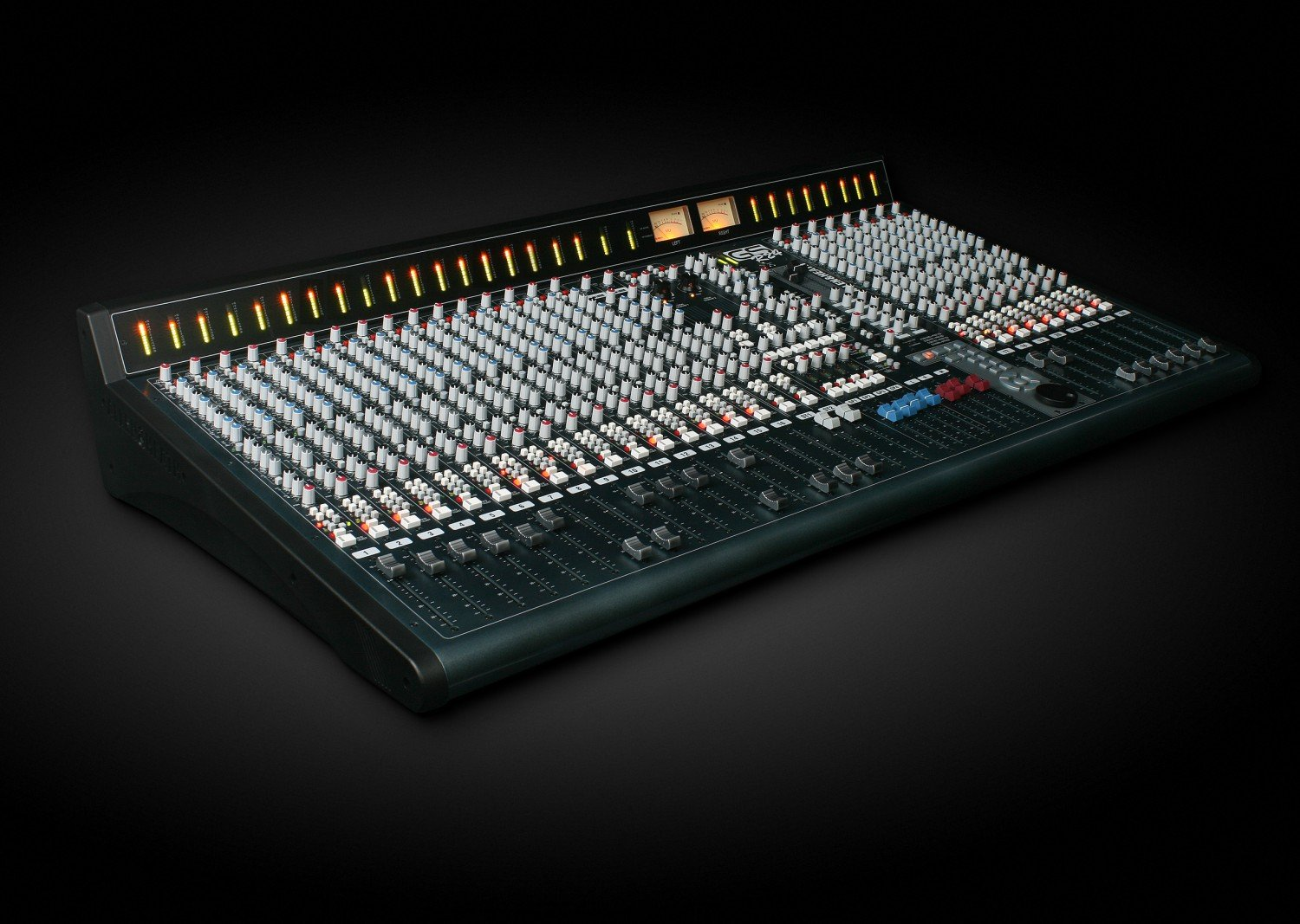 analog summing or analog recording console mixer the addition studio. Black Bedroom Furniture Sets. Home Design Ideas