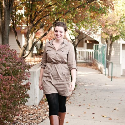 What I Wore: When Life Flies By