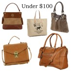 Reader Request: Purses under $100 + A break