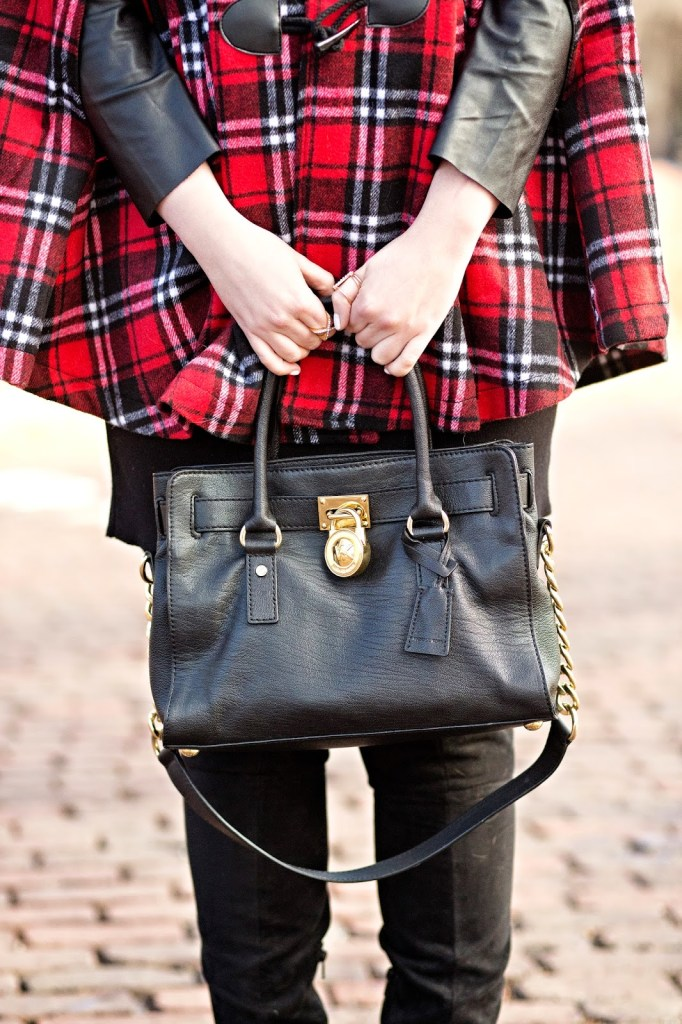 The Cutest Plaid Jacket for Winter!
