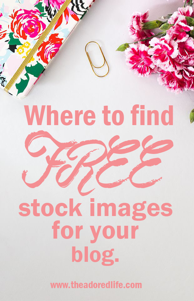 How to find the best FREE stock photography for your blog, blog posts and Instagram. No more searching for the perfect styled photo for your post!