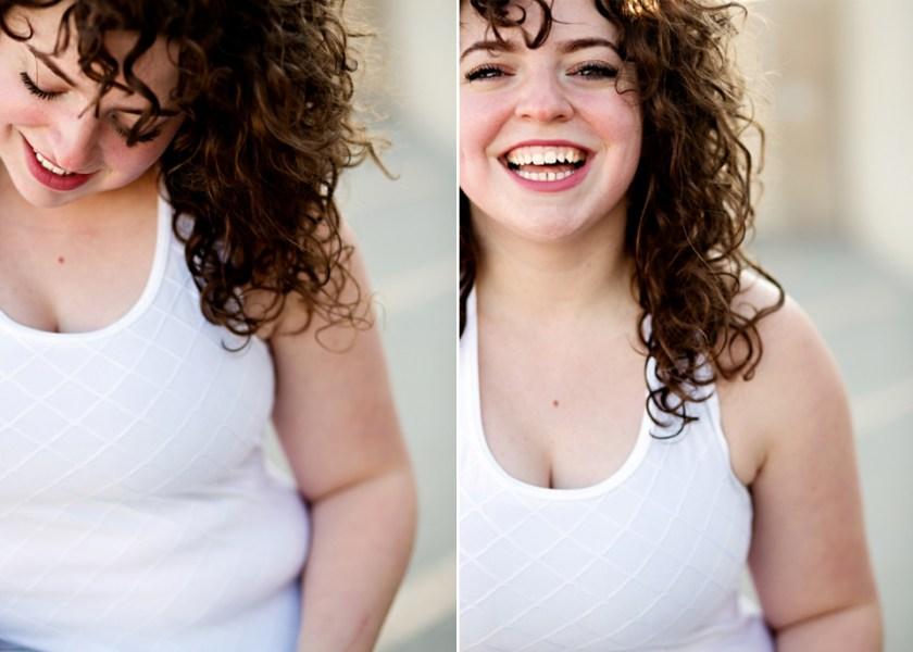 Naturally curly hair | theadoredlife.com