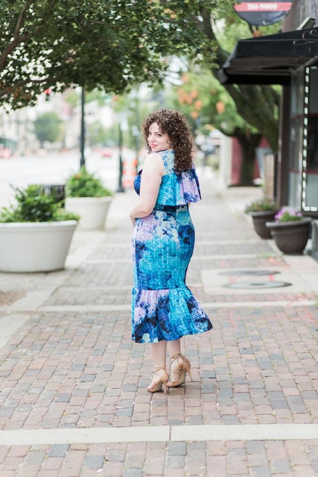 Maggie London Petite Maxi Dress | Theadoredlife.com