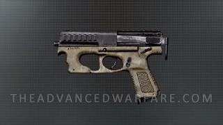Call Of Duty Advanced Warfare AW Pistols
