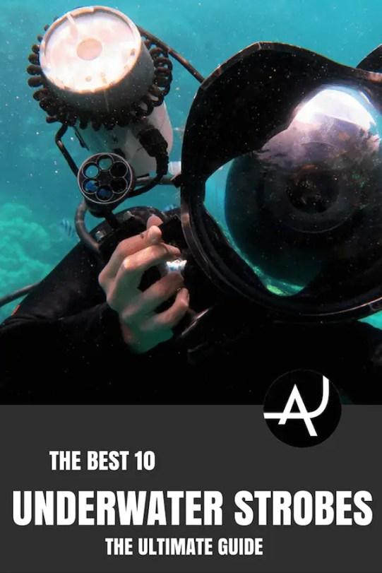 best strobes for underwater photography