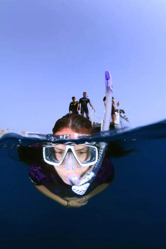 best dive snorkels
