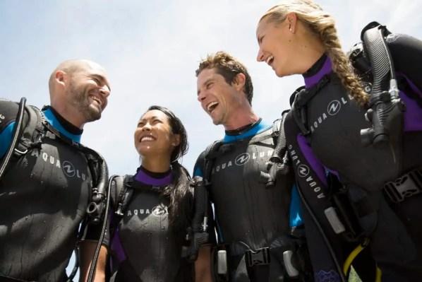best dive wetsuits