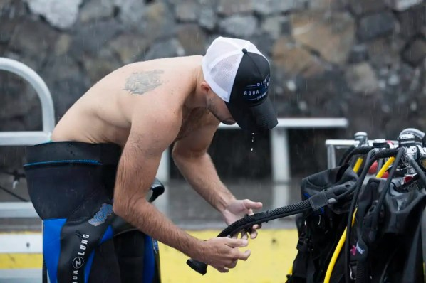 advantages of owning scuba diving gear