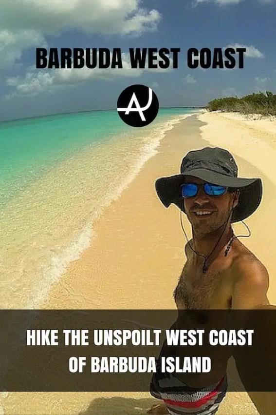 Barbuda West Coast Hike