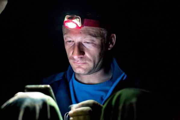 ideal headlamp to have for hiking