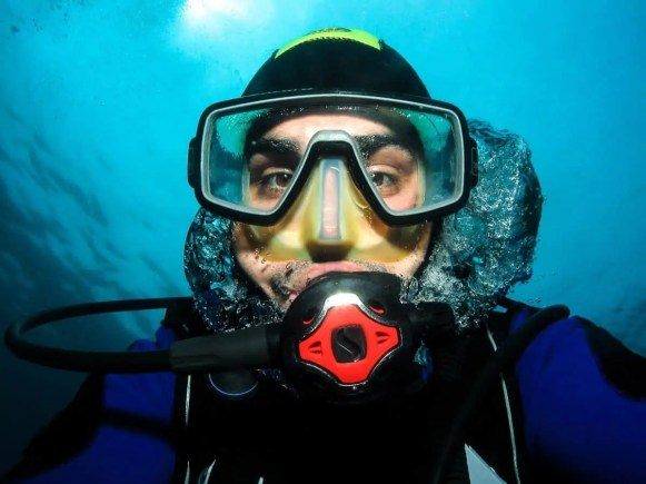 Image result for diving mask
