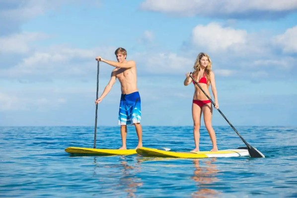 what stand up paddle board to use for kayaking