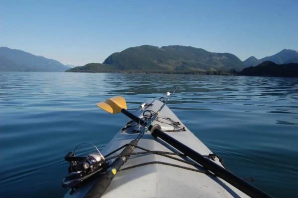 ideal fishing kayak
