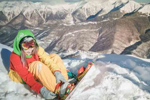 ideal snowboard bindings