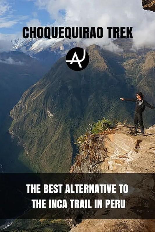Choquequirao Trek in Peru