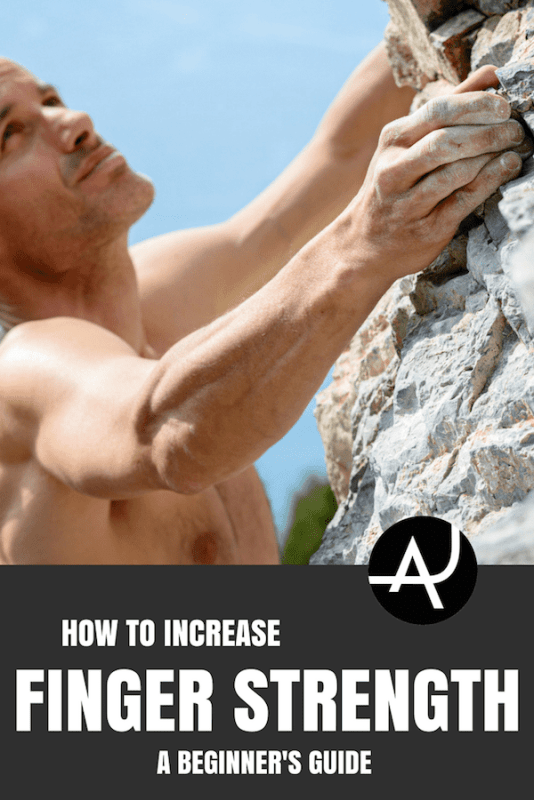 How to increase finger strength