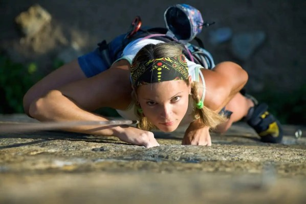 how to conduct training for rock climbing