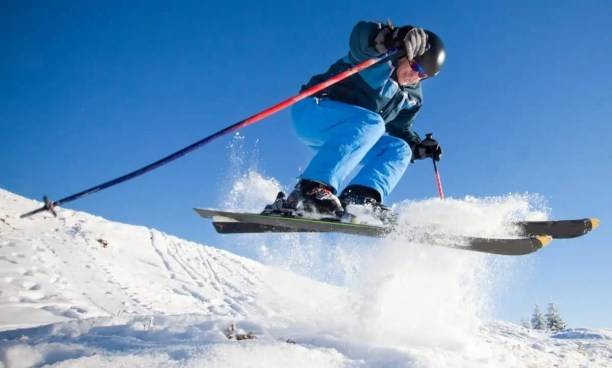 how-to's of turning on skis