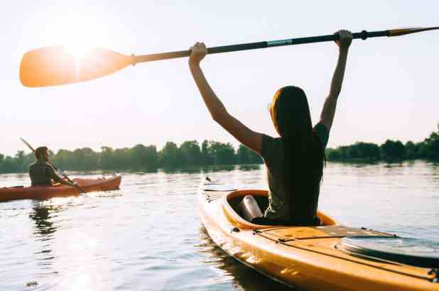how-to's of sizing a kayak paddle