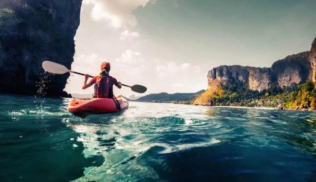 ways to size a kayak paddle