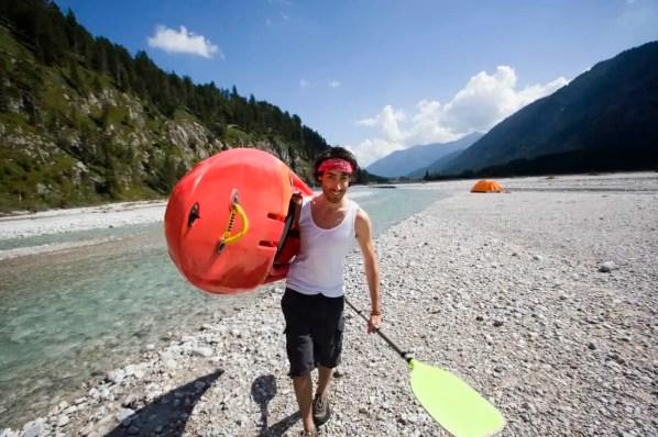 ways to transport a kayak