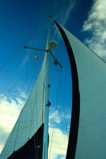 Sailing the Sea of Cortez, Mexico
