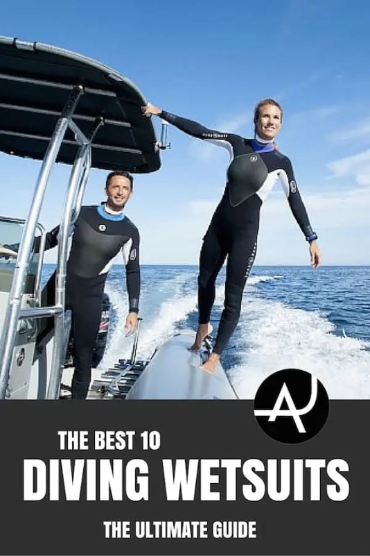 best diving wetsuits