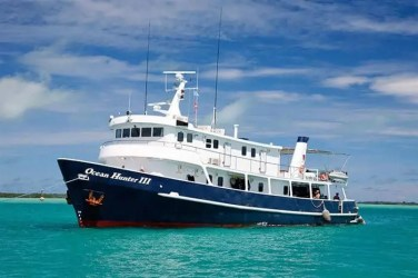 Ocean Hunter 3 Liveaboard Palau