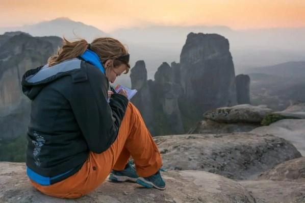 mental training for rock climbing