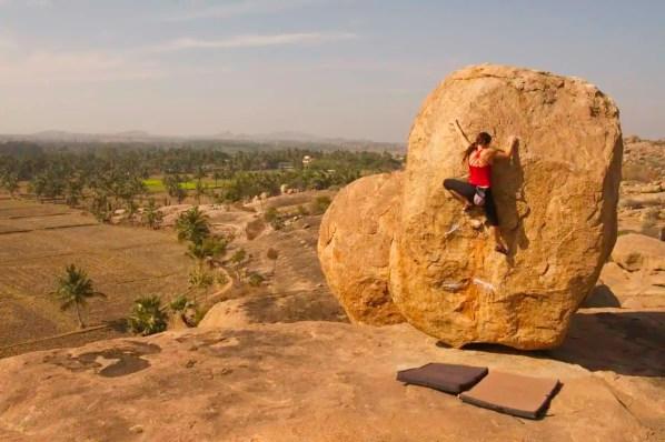 terms used in rockclimbing
