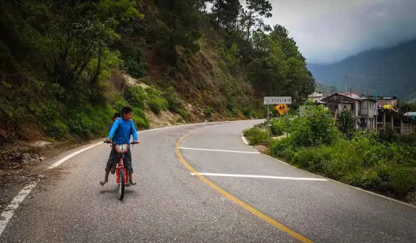 A Photo Journey Through Mexico On A Bicycle