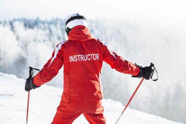 skiing techniques for beginners