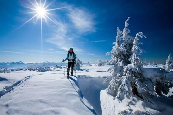 snow camping tips