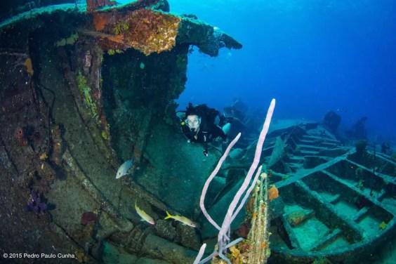 USS Kittiwake Wreck - Cayman Islands